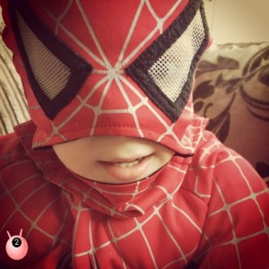 My super hero - imaginative play - autism assessment