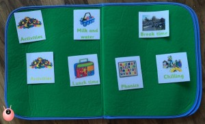 Autism assessment - school help with visual aids regardless of a diagnosis