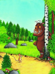 gruffalo live relaxed performance