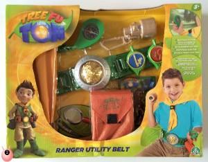 tree fu tom ranger utility belt