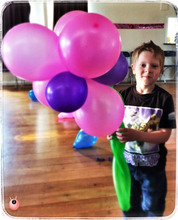 party sensory processing disorder