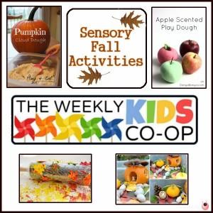 Sensory Fall Activities