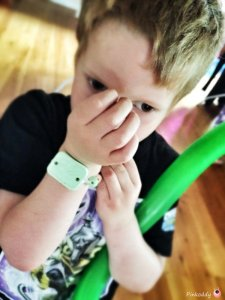 Touching - Sensory Processing Disorder (Tactile Sense)
