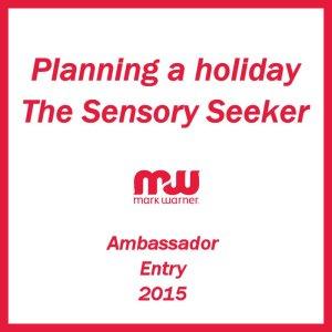 Mark Warner Mum Ambassador Entry