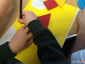 Shapes and Numbers Maths Monsters