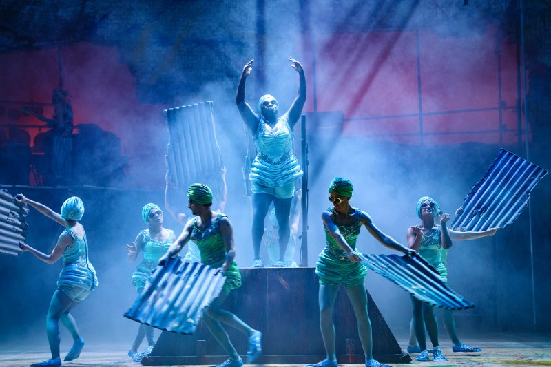 Peter Pan Relaxed Performance at The National Theatre