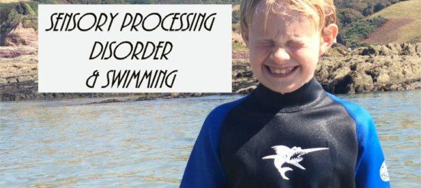 sensory swimming
