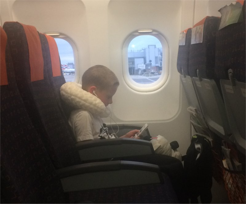 Flying with Sensory Processing Disorder