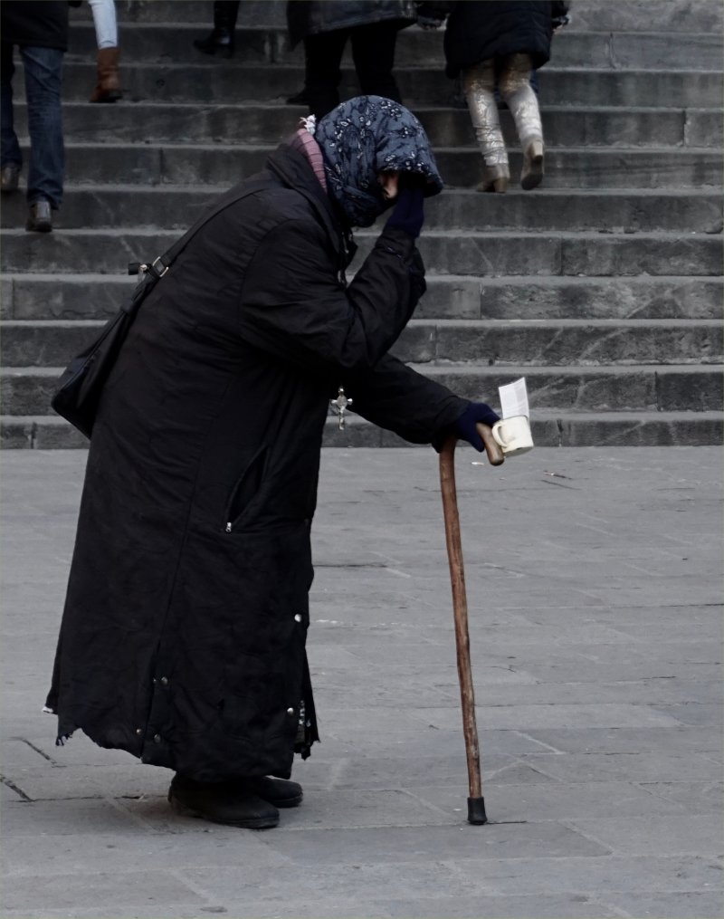 How to turn up to a personal independence interview ragged clothes and a walking stick