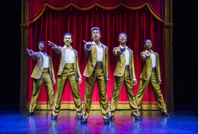 Motown the Musical Relaxed Performance